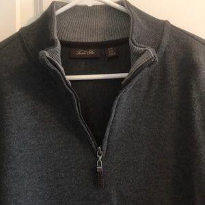 Tasso Elba Sweaters - Men's 1/4 Zip Sweatere